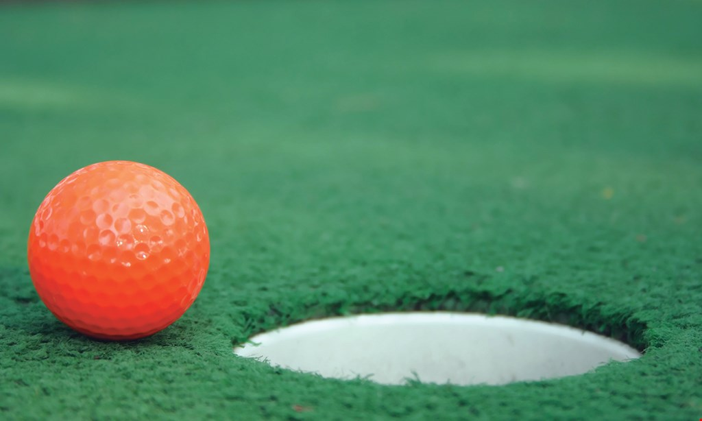 Product image for Puttin' Plus $15 For A Round Of Miniature Golf For 4 People (Reg. $30)