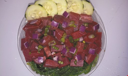 Product image for Poke City $10 For $20 Worth Of Hawaiian Poke Bowls & Beverages