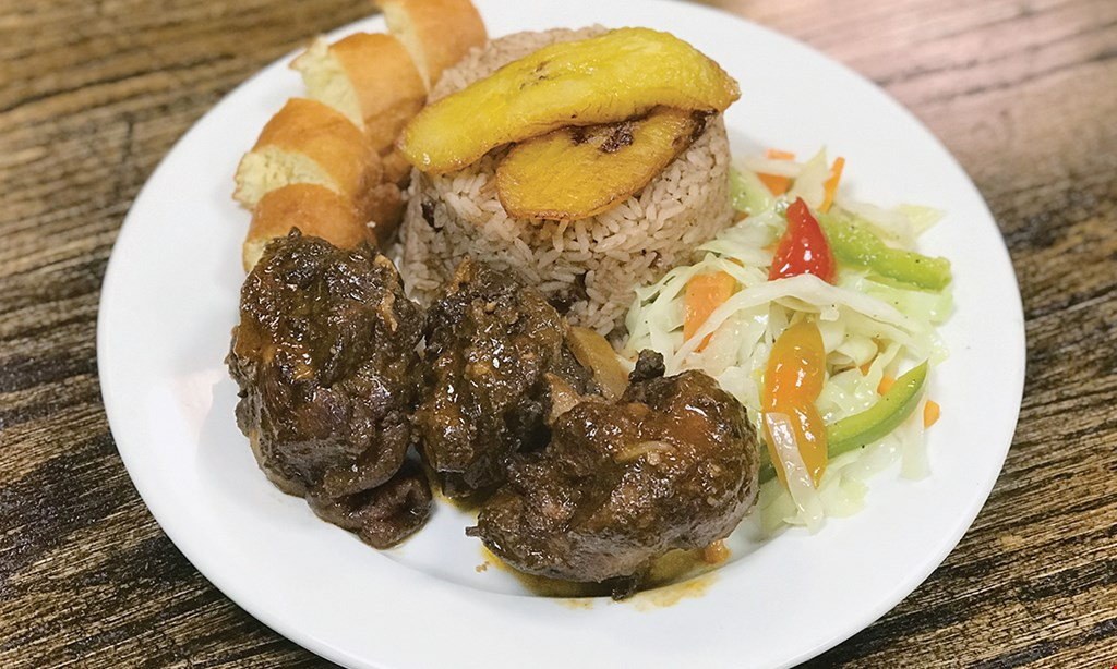 Product image for Lyndhurst Jerk & Gyro Spot $15 For $30 Worth Of Caribbean & Mediterranean Cuisines