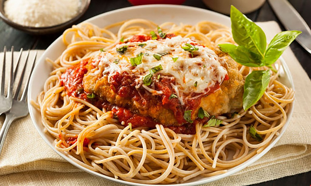 Product image for TOLLAND FAMILY RESTAURANT & Pizzeria $15 For $30 Worth Of Italian & Greek Cuisine