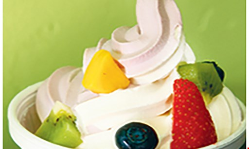 Product image for Yogurt On The Rocks $10 For $20 Worth Of Gourmet Frozen Yogurt