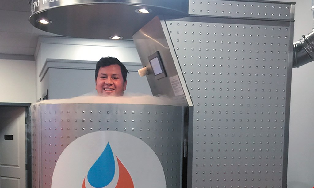 Product image for Orange Cyro Wellness $40 For Whole Body Cryotherapy With Choice of Facial Or Localized Treatment (Reg. $80)