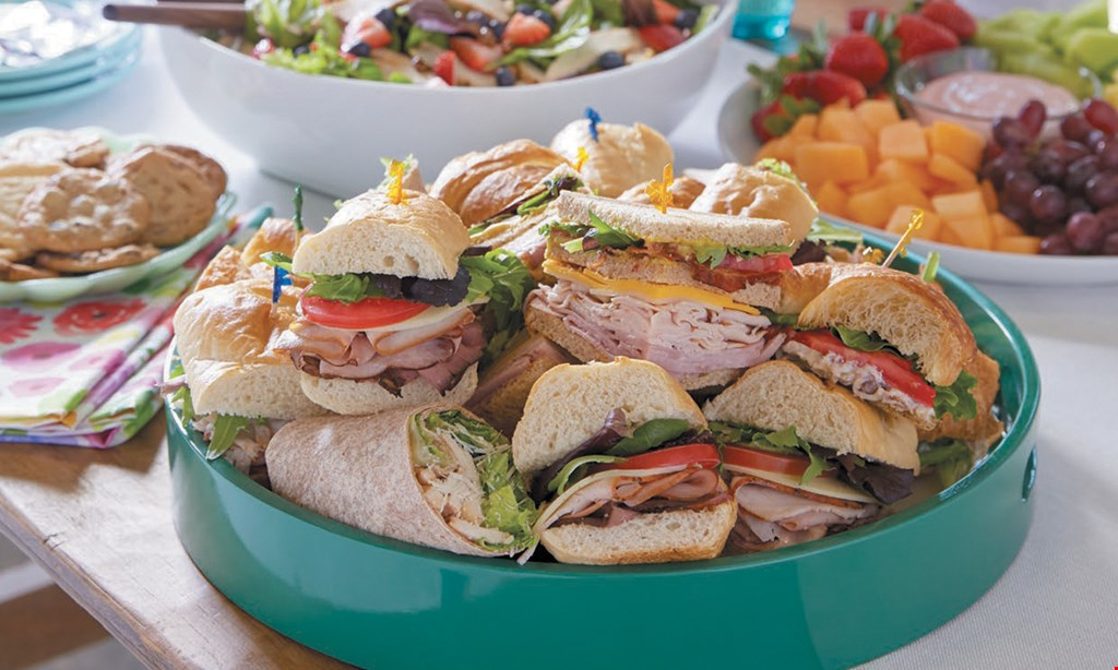 Product image for McAlister's Deli $10 For $20 Worth Of Casual Dining