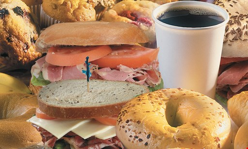 Product image for NYC Bagels $10 for $20 Worth of Bagels and Drinks