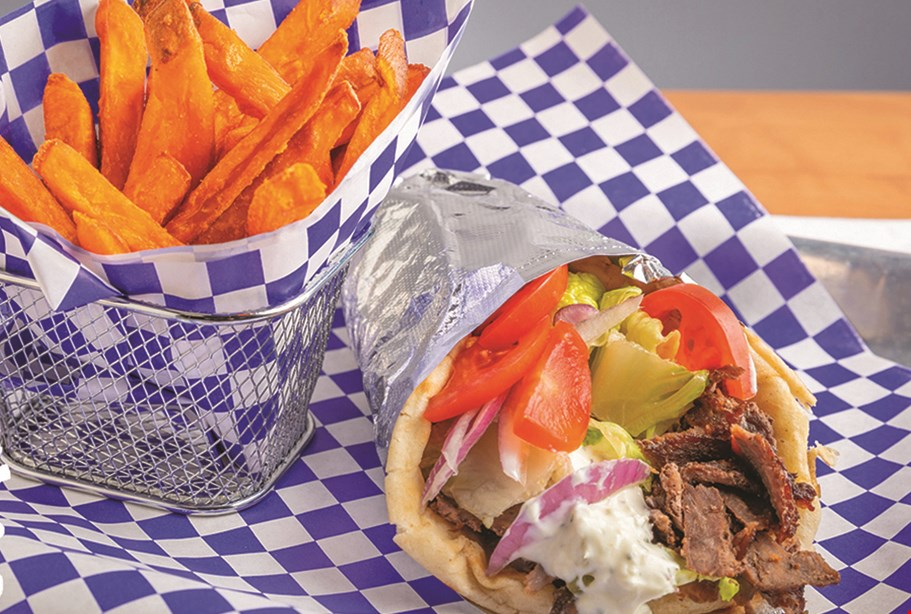 Product image for Spartan Gyros $10 For $20 Worth Of Casual Dining