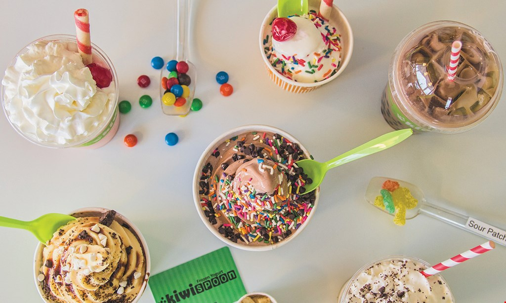 Product image for Kiwi Spoon $10 For $20 Worth Of Smoothies & More