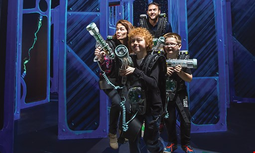 Product image for Laser Quest Canton $17 For 2 Games Of Laser Tag Per Person For 2 People (Reg. $34)