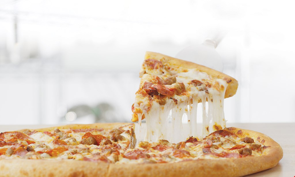 Product image for Papa John's Pizza $10 For $20 Worth Of Take-Out Pizza & More