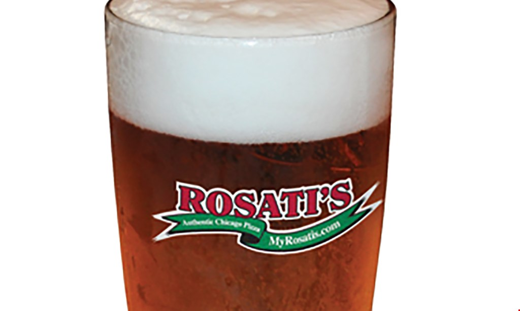 Product image for Rosati's Pizza $15 For $30 Worth Of Casual Italian Dining