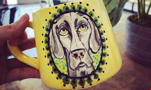 Product image for Third Coast Clay $15 For $30 Worth Of Pottery Design