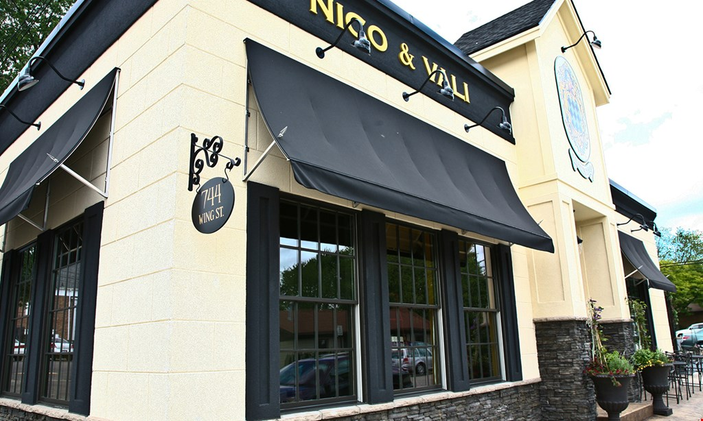 Product image for Nico & Vali $15 For $30 Worth Of Italian Cuisine