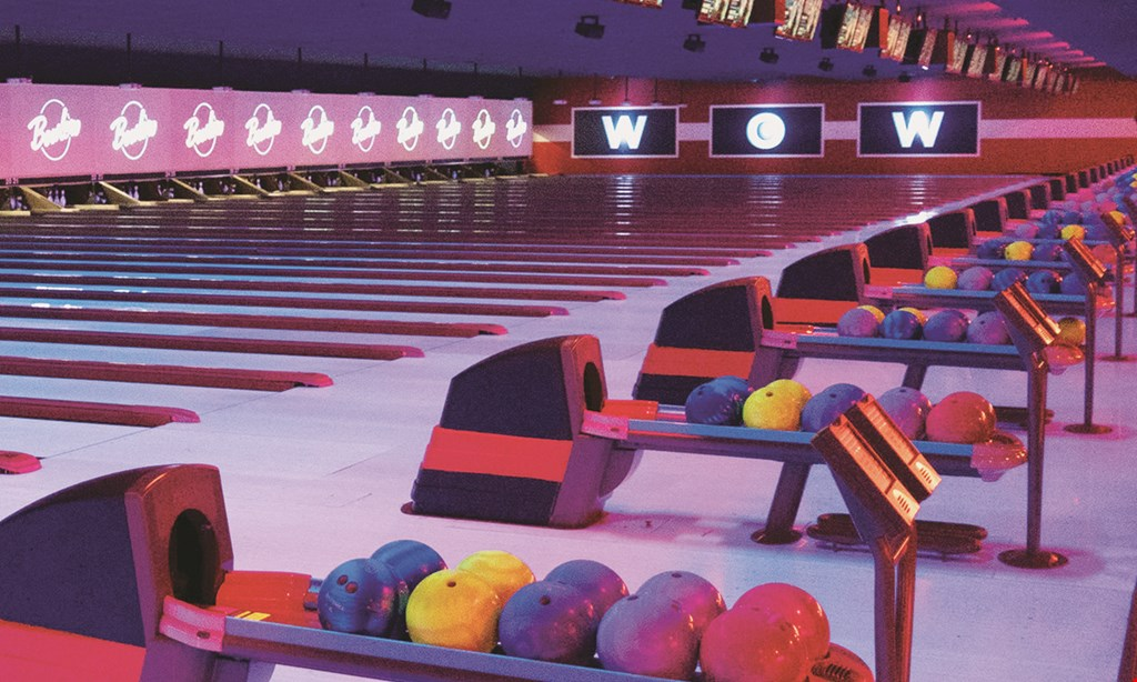 Product image for Bowlero - Naperville $15 For $30 Toward Bowling & Shoe Rental