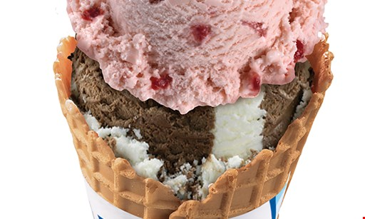 Product image for Baskin Robbins - Mandeville $10 For $20 Worth Of Frozen Treats