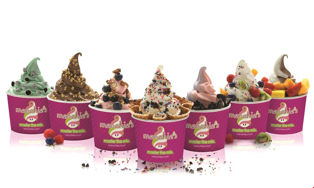 Product image for Menchie's -  Escondido $10 For $20 Worth Of Frozen Yogurt & Treats