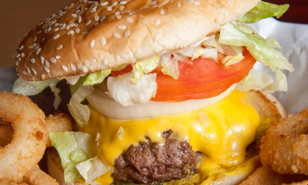 Product image for The Original Merv's-Tennessee's Greatest Hamburger $10 for $20 Worth of Food