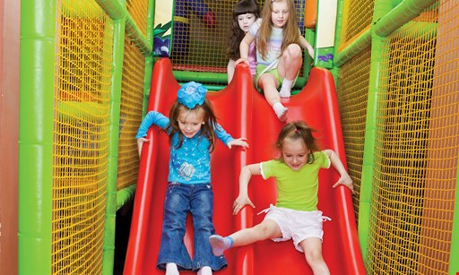 Product image for Luv 2 Play $18.95 For Unlimited Same-Day Play For 2 Children (Reg. $37.90)