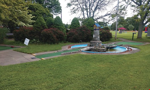 Product image for Dublin's Adventure Resort $11.50 For A Family 4 Pack That Includes 4 Admissions To Mini Golf & 4 Sodas (Reg. $23)
