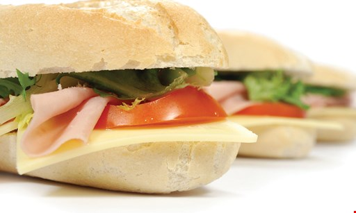 Product image for Paul's Hoagie Shop $10 For $20 Worth Of Pizza, Subs & More For Take-Out