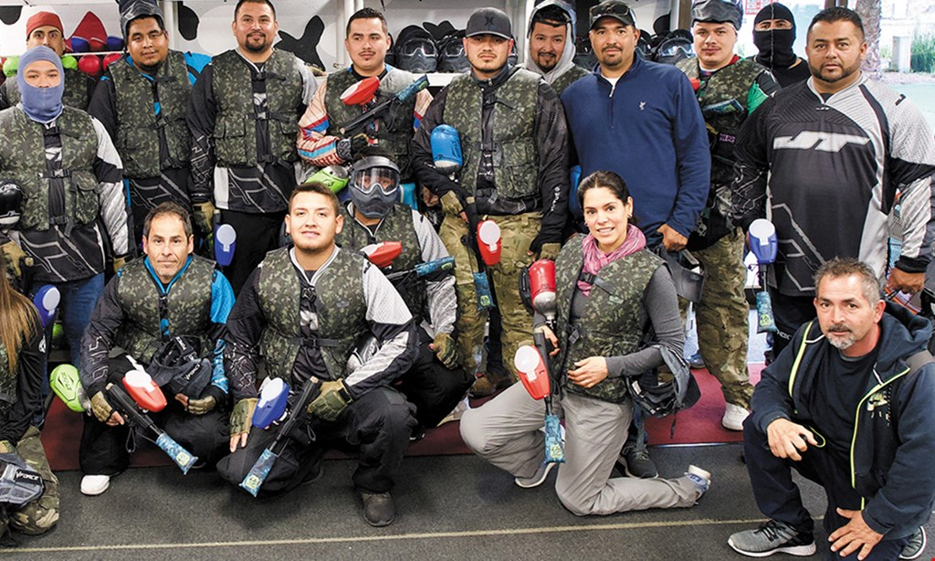 Product image for San Diego Paintball Park $69 For A Full Experience Paintball Package For 2 (Reg. $138)
