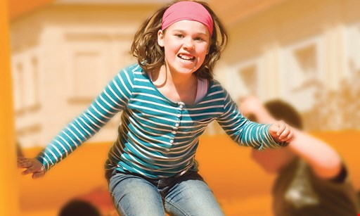 Product image for Jump Zone -  Bolingbrook $39 For 6 Jump Zone Passes (Reg. $78)
