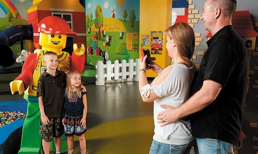 Product image for LEGOLAND Discovery Center Arizona $29.95 For 2 General Admission Tickets (Reg. $59.90)