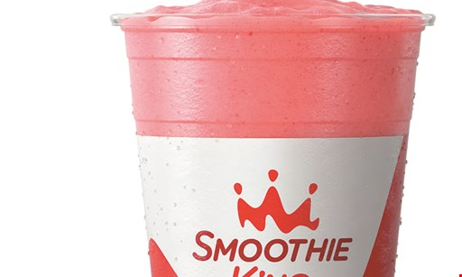 Product image for Smoothie King - Syracuse $10 For $20 Worth Of Smoothies