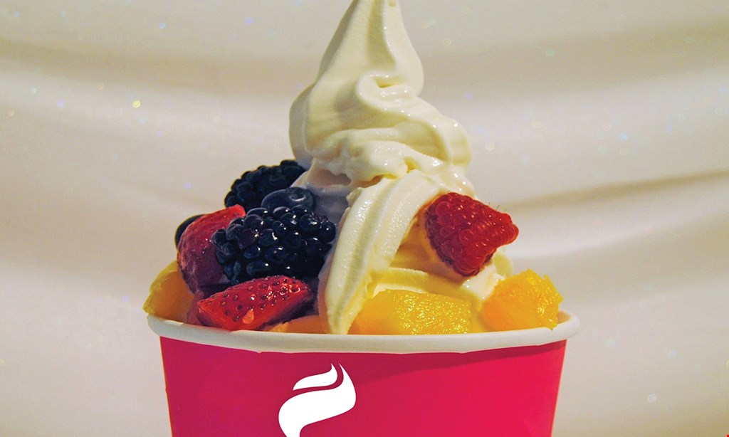 Product image for Cream $10 For $20 Worth Of Frozen Yogurt, Ice Cream & More