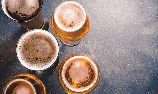 Product image for Four Stacks Brewing Company $12 For A Flight Tasting For 2 (Reg. $24)