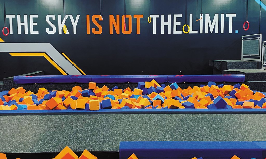 Product image for Sky Zone Lafayette $10.50 For 2 Hours Of Flight Time For 1 Person (Reg. $21)