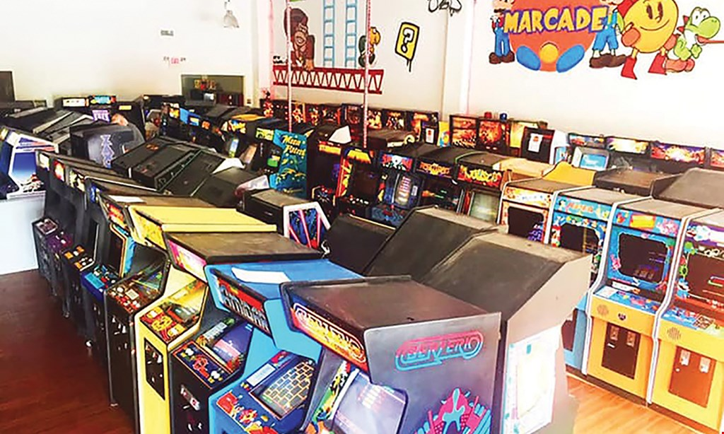 Product image for Marcade Family Fun Center $10 For A Full Day Unlimited Play Pass (Reg. $20)