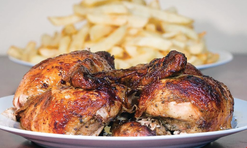 Product image for District Pollo $15 For $30 Worth Of Peruvian Chicken Cuisine