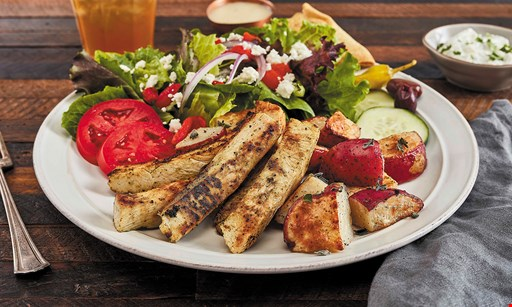 Product image for Taziki's Mediterranean Cafe $10 For $20 Worth Of Casual Dining