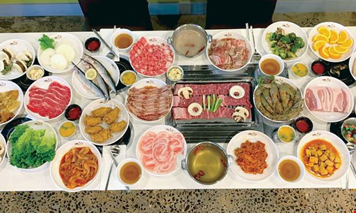 Product image for Mr. BBQ Shaburo $15 For $30 Worth Of Korean BBQ Dinner Buffet