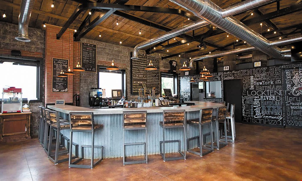 Product image for Lock 1 Distilling Company $15 For $30 Worth Of Casual Dining