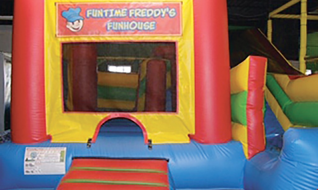 Product image for FunTime Junction $25 For A Family Fun Package For 2 (Reg. $53)