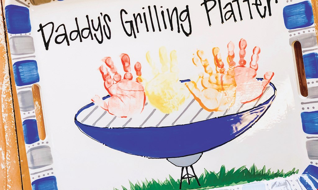 Product image for Paint a Piece $15 For $30 Toward A Paint-Your-Own Pottery Package For 2
