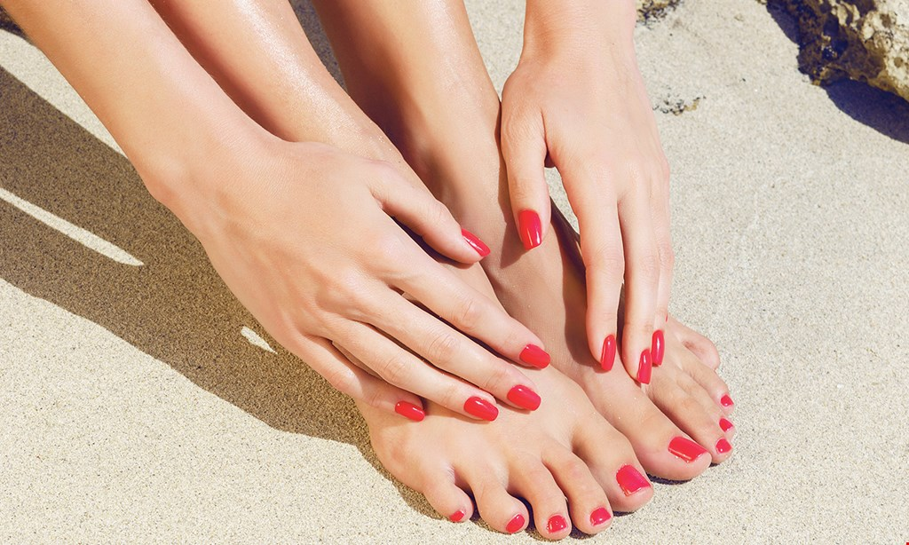 Product image for Troy Nails Spa $22.50 For A Mani-Pedi Combo (Reg. $45)
