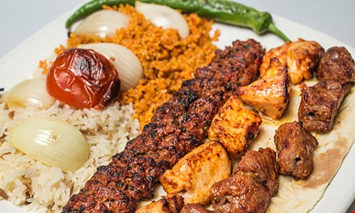 Product image for Pita Palace Mediterranean Cuisine $15 For $30 Worth Of Mediterranean Cuisine