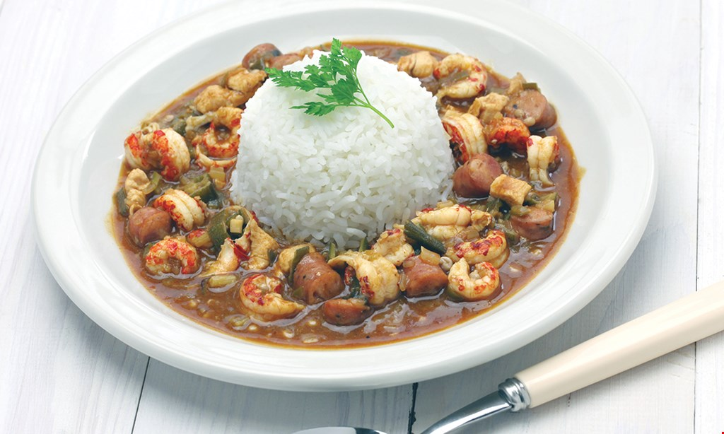 Product image for Pot & Paddle $15 For $30 Worth Of Cajun Cuisine