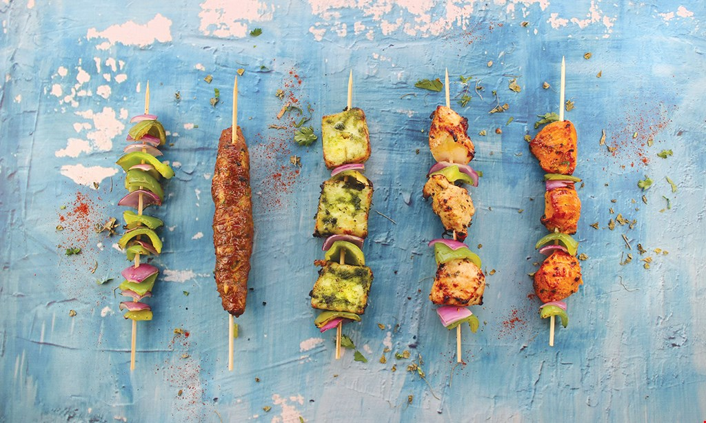 Product image for Tikka Shack Indian Grub $10 For $20 Worth Of Casual Indian Cuisine