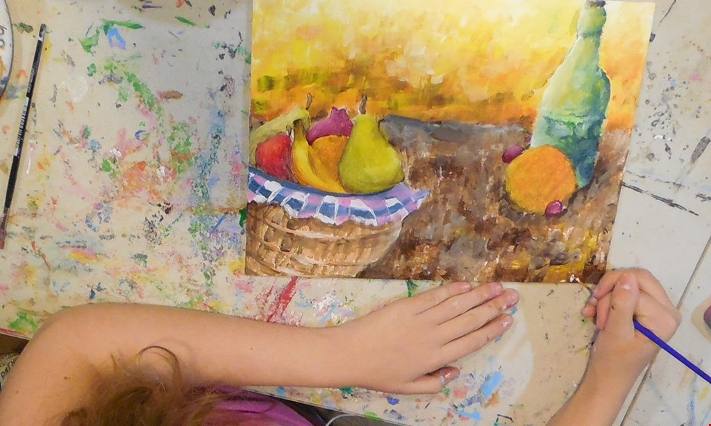 Product image for Engage Art Studio $20 For An Artsy Afternoon Open Studio Package For 2 People (Reg. $50)