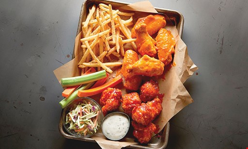 Product image for Buffalo Wild Wings Columbia $15 For $30 Worth Of Casual Dining