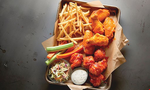 Product image for Buffalo Wild Wings Gaithersburg $15 For $30 Worth Of Casual Dining