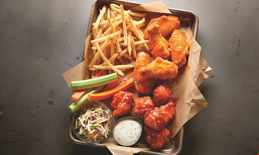 Product image for Buffalo Wild Wings Urbana $15 For $30 Worth Of Casual Dining