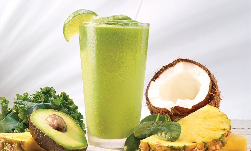 Product image for Tropical Smoothie Cafe- Bowie $10 For $20 Worth Of Worth Of Smoothies & More