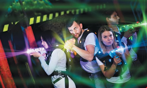 Product image for Jumpy's Fun Zone $24 For 3 Games Of Laser Tag Per Person For 2 People (Reg. $48)