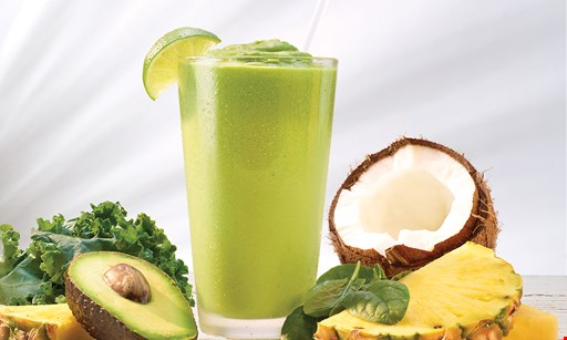 Product image for Tropical Smoothie Cafe $10 For $20 Worth Of Casual Dining