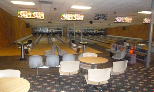 Product image for Galaxy Bowl $10.25 For 2 Games Of Bowling, Shoe Rentals & 2 Medium Sodas For 2 (Reg. $20.50)