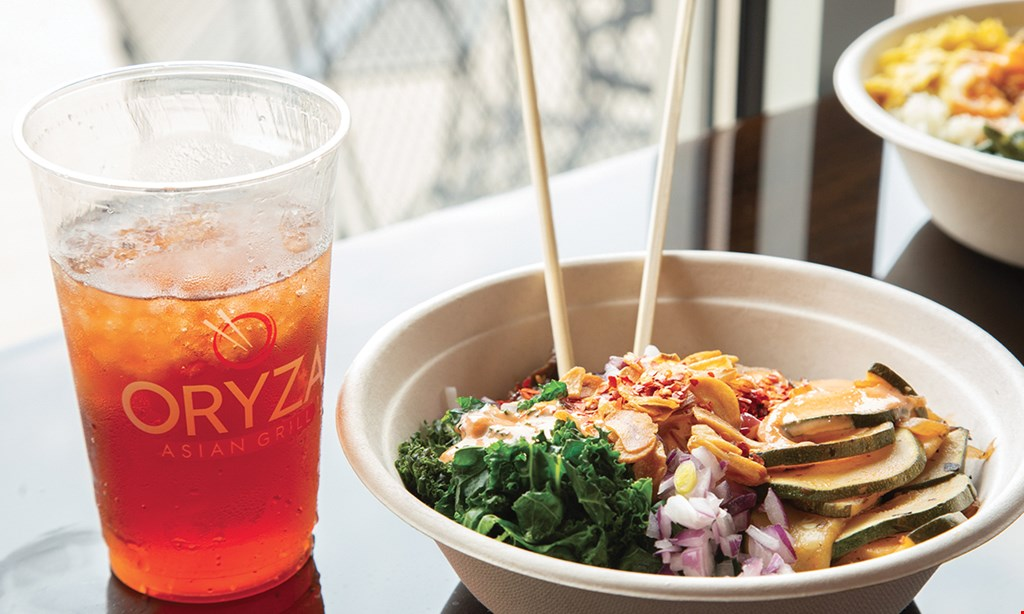Product image for Oryza Asian Grill $10 For $20 Worth Of Asian Grill Dining