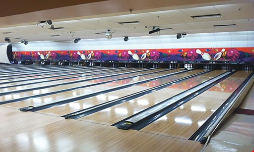 Product image for Bowland Port Charlotte $26.97 For 2 Hours of Bowling For Up To 4 People & 1 Pitcher Of Soda (Reg. $53.95)